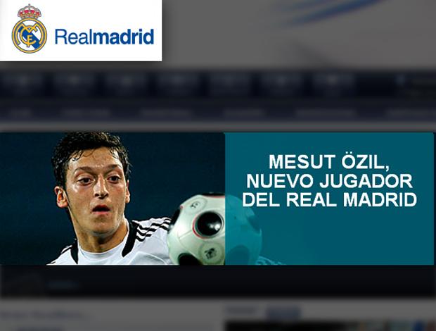 Ozil anunciado contratado Real Madrid