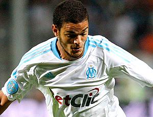 Ben Arfa, jogador do Olympique de Marselha