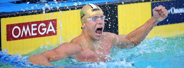 Cesar Cielo natação