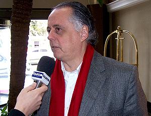 Fernando Carvalho, vice-presidente de futebol do Internacional (Foto: Alexandre Alliatti  / Globoesporte.com)