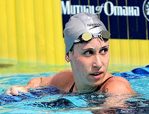 Gabriela Silva natação