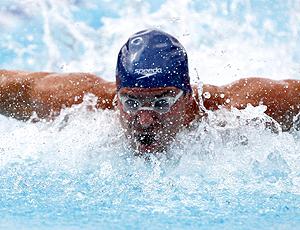 Nicholas Santos Pan-Pacífico de natação eliminatórias