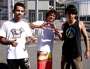 Torcedores Botafogo Engenhão