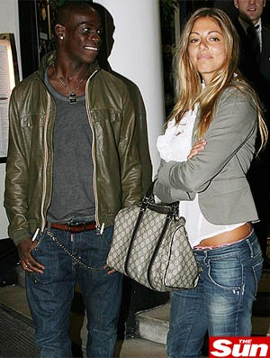 Balotelli Manchester City e Melissa Castagnoli