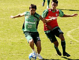 Deco, treino Fluminense