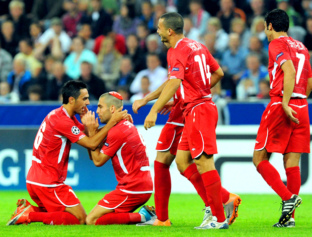 Etay Schechter, Hapoel - Israel, comemora gol com kipá