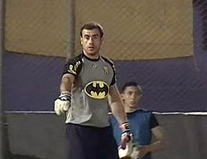 goleiro Batman Guarany