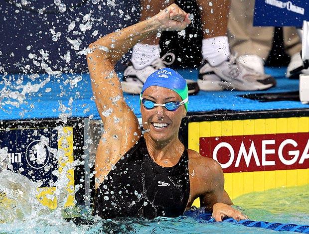 natação Fabiola Molina