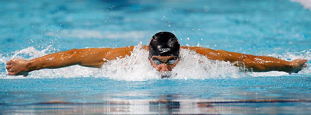 Michael Phelps 200m borboleta pan-pacific