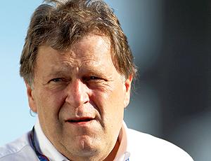 Norbert Haug, diretor da Mercedes. Fórmula 1
