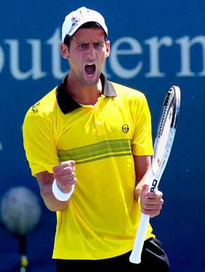 Novak Djokovic Masters de Cincinnati