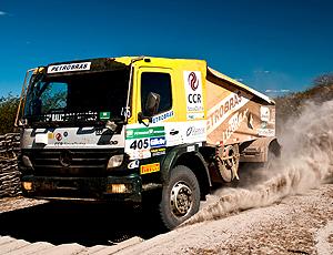 Rally dos Sertões Andre Azevedo caminhões