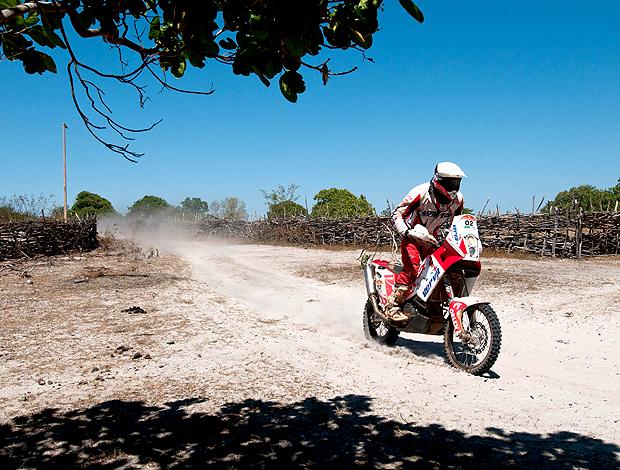 Rally dos Sertões Kuba Przygonski motos