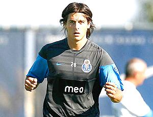 Sabestián Prediger, novo contratado do Cruzeiro