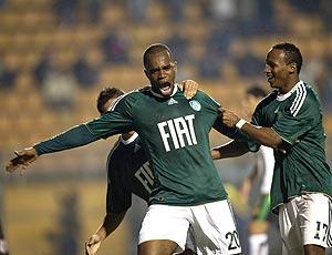 Tadeu gol Palmeiras
