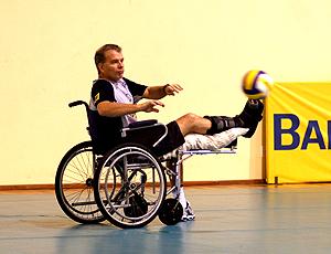 Bernardinho, cadeira de rodas. 2006
