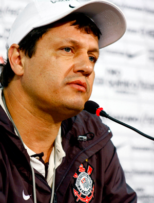 Adilson Batista. Corinthians
