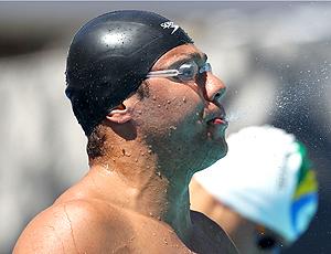 Felipe França, natação (Foto: Satiro Sodré / CBDA)