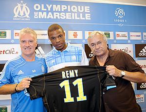 Remy, novo contratado do Olympique de Marselha