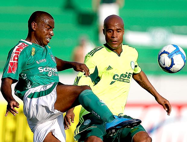 Baiano Marcos Assunção Guarani x Palmeiras
