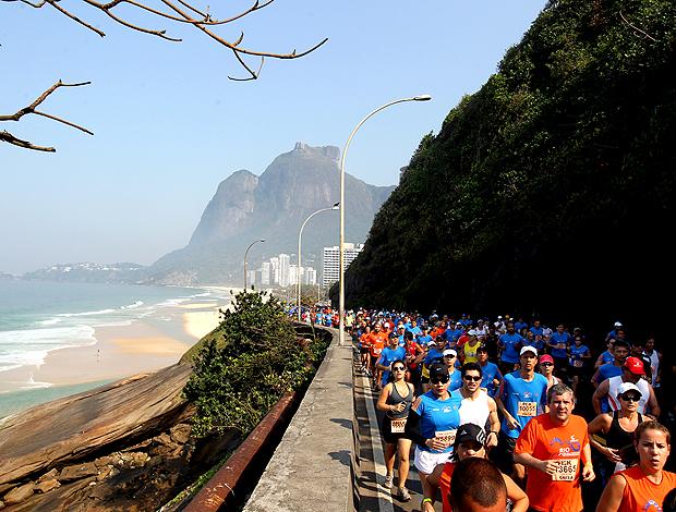 Meia Maratona do Rio de Janeiro (Foto: Ag. Estado)