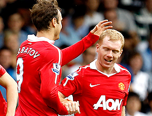 Paul Scholes Manchester United (Foto: Reuters)