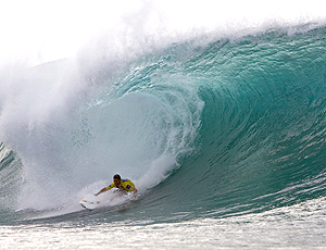 Surfe Andy Irons Mundial Pipeline 2006