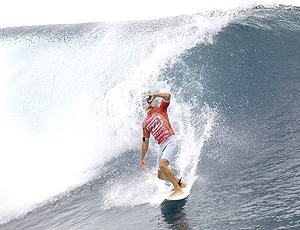 Surfe Kelly Slater Mundial Taiti 2005