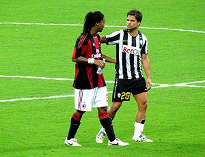 Diego juventus  Ronaldinho Gaúcho milan