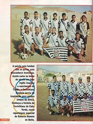revista Corinthians de Caboverde