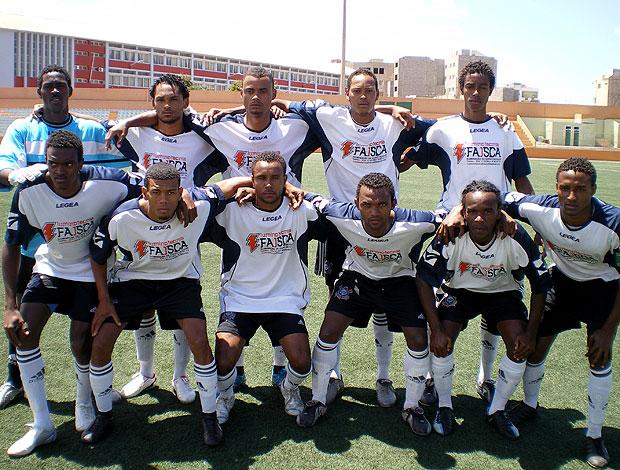 time do Corinthians de Cabo Verde