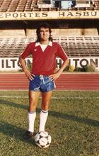 Franklin Lobos, ex-jogador chileno