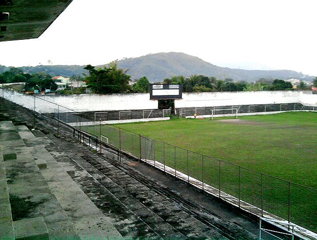 estádio ítalo del cima do Campo Grande
