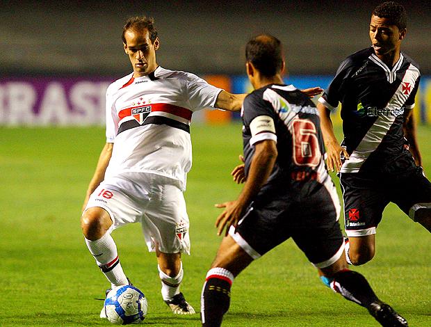 Rodrigo Souto São Paulo x Vasco