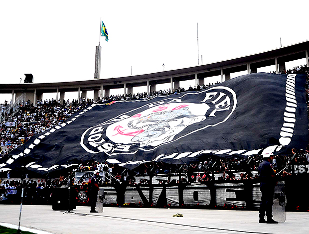 Torcida Bandeira Corinthians
