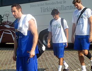 Marcelinho Huertas, da seleção de basquete