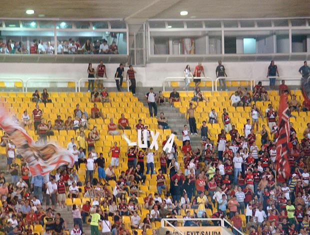 torcida Flamengo Luxemburgo