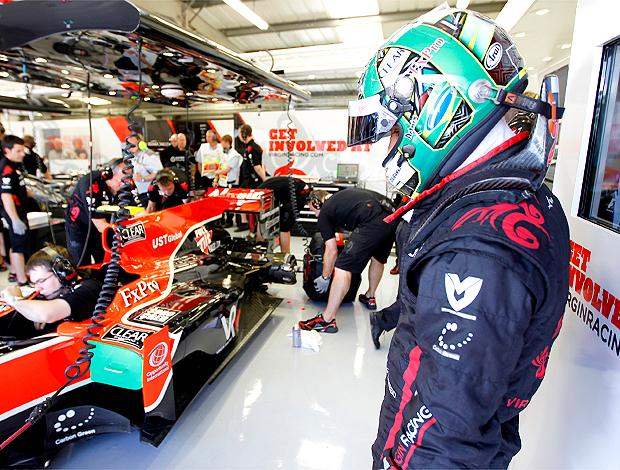 Lucas Di Grassi, Fórmula 1