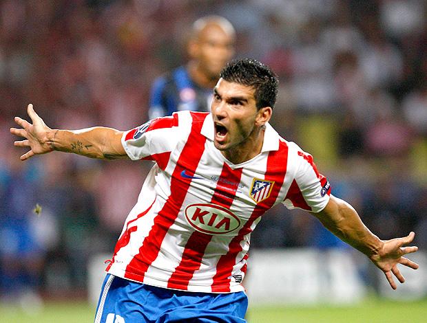 Reyes gol Atlético de Madrid