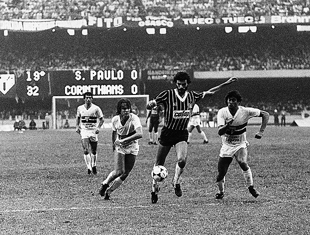 Socrates Corinthians 1983