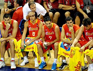 Espanha x França Mundial de Basquete Turquia