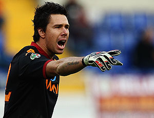 Doni goleiro do Roma (Foto: Getty Images)
