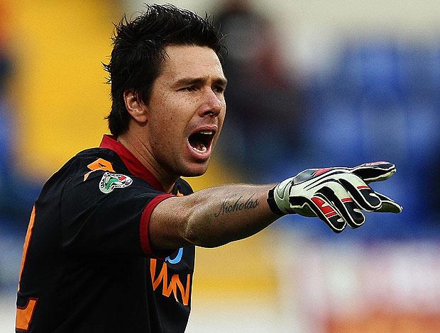 Doni goleiro do Roma (Foto: Getty Images)