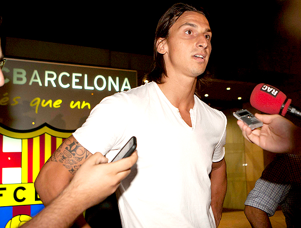 ibrahimovic Barcelona