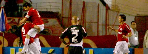 gol Internacional x Vasco