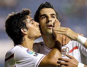 Negredo Perotti gol Sevilla