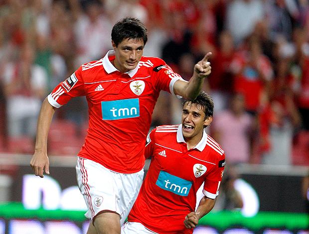 Oscar Cardozo gol Benfica