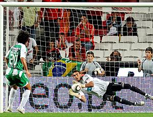 Roberto defesa Benfica