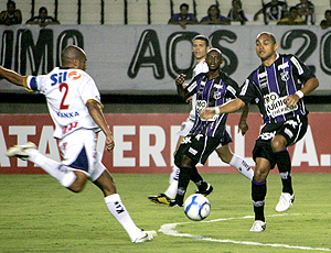 Washington Paulo Cesar Ceará x Prudente