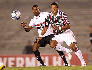 Fernandinho Washington São Paulo x Fluminense